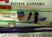 SABADO 15 -HABRAMUNDO- 22: 30 hs:JULIETA LEDESMA- CANCIONES VIVAS!!