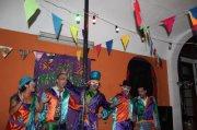 FIESTON DESPEDIDA DEL CARNAVAL!!! CON LA MURGA PORTEÑA: LOS MAMARRACHOS DE ALMAGRO- SÁB.23/2 - 23: 30HS- ENTRADA: GRATIS.
